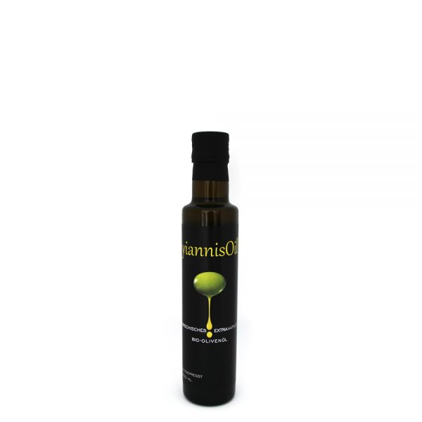 yiannisOil - Bio-Olivenöl - 250ml