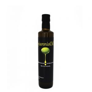 yiannisOil - Bio-Olivenöl - 500ml