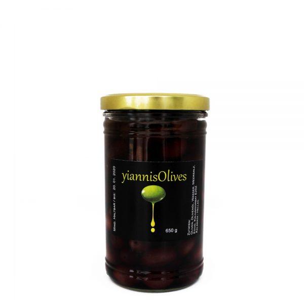 yiannisOil Oliven 650g