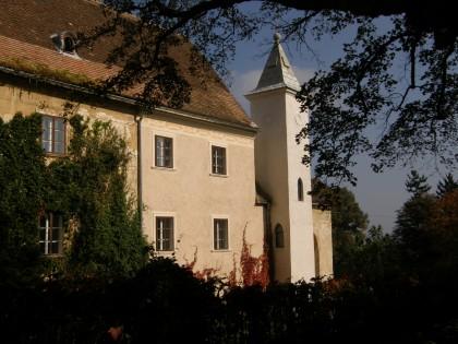 Herbstzauber und ein Hauch Griechenland im Schloss Poysbrunn